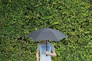 Mai più senza: ecco il primo ombrello impossibile da perdere