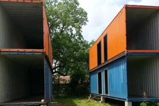 Bastano 4 container per realizzare la casa dei sogni: ecco come
