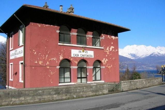 """Strada Statale 36 """"del Lago di Como e dello Spluga"""" km 131,960 Comune di Campodolcino (SO)"""