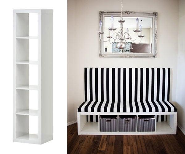 Come trasformare i mobili ikea in arredi unici di design