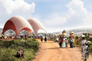Droneport: in Ruanda apre il primo aereoporto per droni al mondo