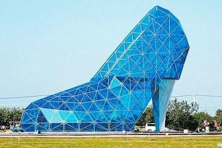 Taiwan: ecco la prima chiesa a forma di décolleté
