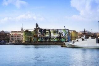 Street art: è a Catania il murale più grande del mondo