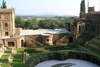 Italia: benvenuti nel borgo che sembra uscito da un quadro di Escher
