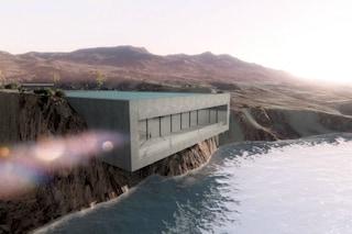 Marocco: ecco la casa nella scogliera per vivere a strapiombo sull'acqua