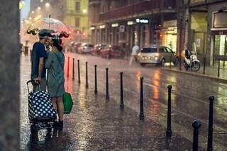 Milano, come sarebbe il Bacio di Hayez ai giorni nostri