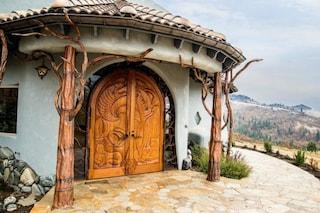 Sembra la casa di un mago e quando vedrete l'interno non crederete ai vostri occhi