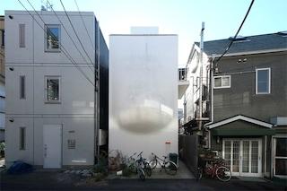 Tokyo: ecco la prima casa con la pancia