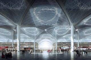 Ecco l'aeroporto del futuro: sorgerà ad Istanbul il terminal più grande del mondo