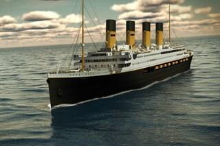 Titanic II: la replica del Titanic salperà nel 2022