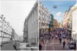 Le città sono fatte per le persone o per le auto? Ecco l'esempio di Amsterdam