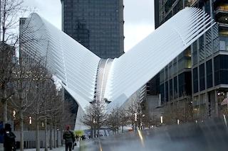 New York:  torna a vivere la stazione metro del World Trade Center