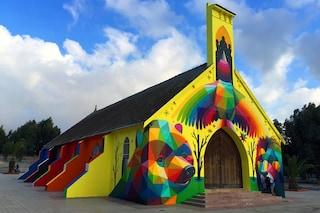 Era una chiesa abbandonata ma oggi è un edificio spettacolare: ecco la trasformazione