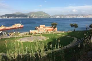 Napoli: la megavilla del boss diventa teatro all'aperto