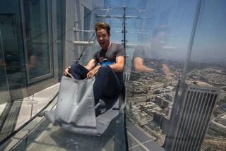 Los Angeles: con Skyspace lo scivolo è sul grattacielo
