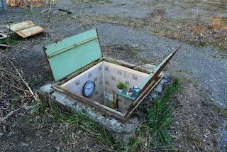 Milano: i tombini abbandonati diventano case per i senzatetto