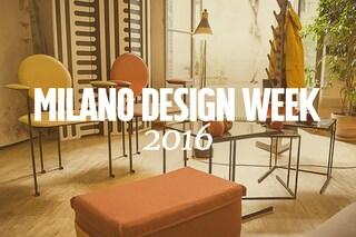 Milano Design Week 2016: tutto ciò che c'è da sapere sulla settimana del design milanese