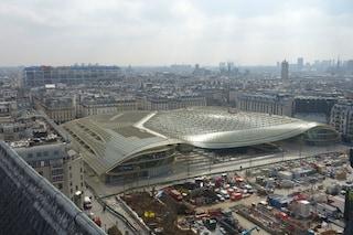 Les Halles di Parigi si rifanno il look: ecco il nuovo Forum