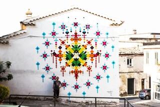 Sembra comune street art ma l'apparenza inganna: ecco l'arte di Mademoiselle Maurice