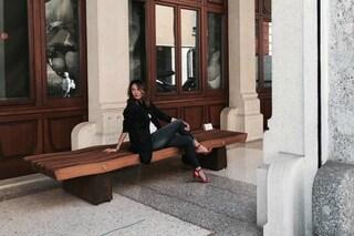 Milano sulla cresta dell'Onda: ecco la panchina per sentirsi al mare