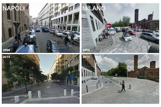 Le città prima e dopo: ecco come è facile migliorare gli spazi pubblici