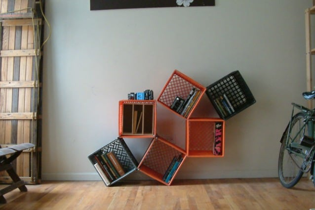 Come riciclare le cassette di plastica: ecco le idee più creative