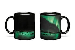 Tazze termosensibili: ecco come avere l'aurora boreale a colazione o in pausa caffè