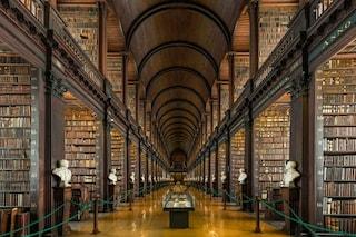 Dublino: lascia senza fiato la più grande biblioteca d'Irlanda