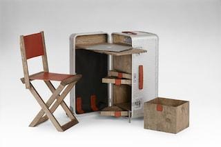 Workstation, la valigia che diventa ufficio per lavorare ovunque si desidera