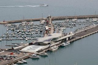 Salerno: ecco l'ultima opera di Zaha Hadid in Italia