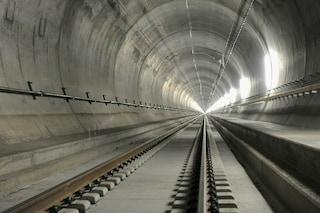 Milano e Zurigo mai state così vicine: ecco il tunnel più lungo del mondo