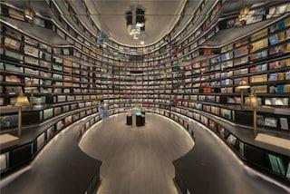 Questa biblioteca sembra enorme ed infinita ma è un'illusione: ecco perché