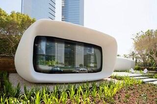 Dubai: è qui il primo ufficio stampato in 3D al mondo