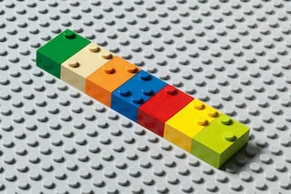 Braille Bricks, i primi mattoni stile LEGO per non vedenti