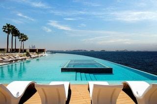 Burj Al Arab: una nuova terrazza per l'hotel più lussuoso del mondo