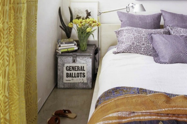 Comodini creativi: ecco le soluzioni più originali per la camera da ...