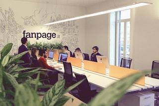 Fanpage.it cambia: ecco la nuova sede di Napoli