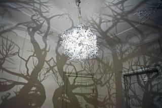 Ecco il lampadario che trasforma ogni stanza in una foresta da fiaba