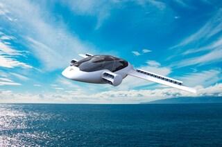 Ecco Lilium, il primo jet privato che decolla e atterra in verticale