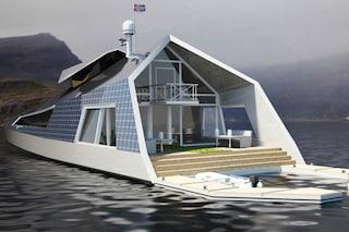 Funziona ad energia solare e non manca di nulla: ecco il super-yacht del futuro