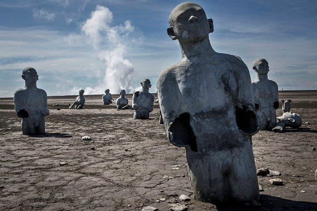 SIDOARJO, EAST JAVA, INDONESIA (Photo by Ulet Ifansasti/Getty Images)