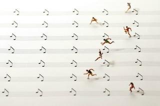 Riproduce scene in miniature per cinque anni ogni giorno: l'arte di Tatsuya Tanaka