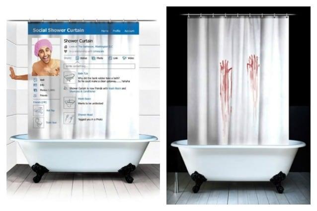Tende Da Doccia Originali : Tende da doccia originali ecco come rendere unico il vostro bagno