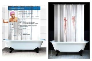 Tende da doccia originali: ecco come rendere unico il vostro bagno di casa