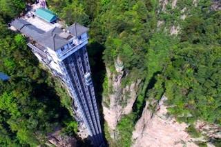 A prova di vertigini: ecco gli ascensori più spettacolari al mondo