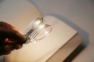 Bookmark Light: il primo segnalibro che diventa una lampada per leggere al buio