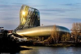 Bordeaux, inaugura la Cité du Vin, un'intera città dedicata al vino