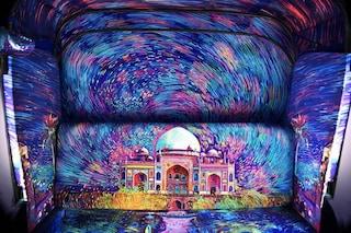 """Come sarebbe """"La Notte Stellata"""" se Van Gogh fosse nato in India?"""