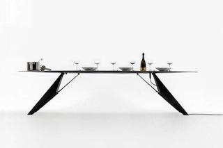 SmartSlab: il primo tavolo che cuoce, riscalda e raffredda mentre si mangia