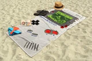 I teli da mare per essere nerd anche in spiaggia
